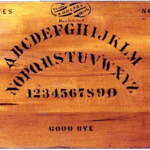 An evening with the Ouija board